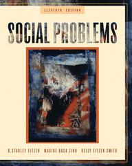 Social Problems 11th edition 9780205547968 0205547966