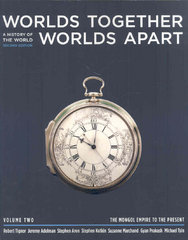 Worlds Together, Worlds Apart 2nd edition 9780393925494 0393925498