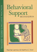 Behavioral Support 2nd Edition 9781557669117 1557669112
