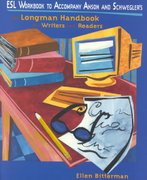 Anson and Schqegler's the Longman Handbook for Writers and Readers 0 9780673985521 0673985520