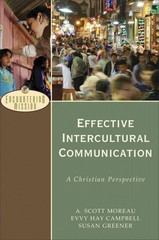 Effective Intercultural Communication 1st Edition 9780801026638 0801026636
