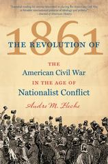 The Revolution Of 1861 1st Edition 9781469613680 1469613689