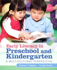 Early Literacy in Preschool and Kindergarten 4th Edition 9780133563306 0133563308