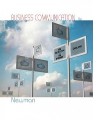 Business Communication 9th edition 9781305081420 1305081420