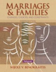 Marriages and Families 8th Edition 9780205918195 0205918190