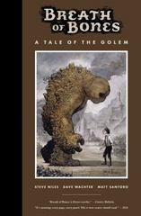 Breath of Bones: A Tale of the Golem 1st Edition 9781616553449 1616553448