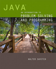 Java 7th Edition 9780133766264 0133766268
