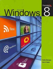 Microsoft Windows 8 1st Edition 9780763847975 0763847976