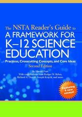 The NSTA Reader's Guide to a Framework for K-12 Science Education 2nd Edition 9781938946196 1938946197
