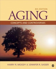 Aging 8th Edition 9781483312156 1483312151