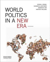 World Politics in a New Era 6th Edition 9780199965625 0199965625