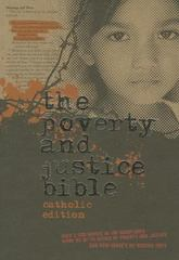 Poverty and Justice Bible-NRSV-Catholic 1st Edition 9780564097746 0564097748