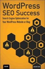 WordPress SEO Success 1st Edition 9780789752888 0789752883