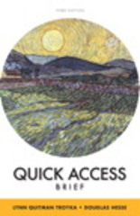Quick Access Brief 3rd Edition 9780321914071 0321914074
