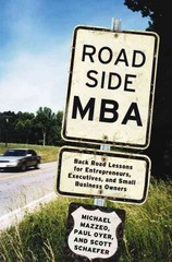 Roadside MBA 1st Edition 9781455598892 1455598895