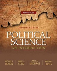 Political Science 13th edition 9780205979431 0205979432