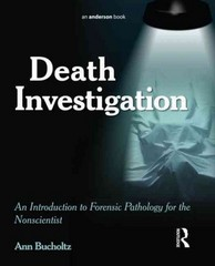 Death Investigation 1st Edition 9781455774371 1455774375