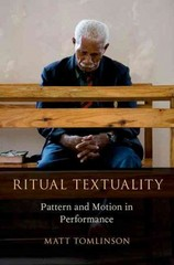 Ritual Textuality 1st Edition 9780199341146 0199341141