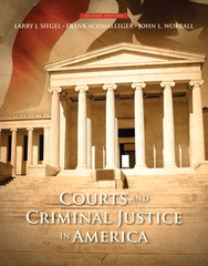 Courts and Criminal Justice in America 2nd Edition 9780133459999 0133459993