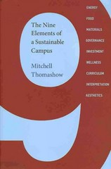 The Nine Elements of a Sustainable Campus 1st Edition 9780262027113 0262027119