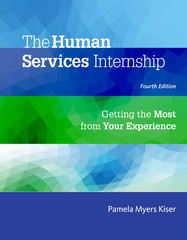 The Human Services Internship 4th Edition 9781305087347 1305087348
