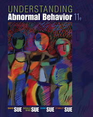 Understanding Abnormal Behavior 11th Edition 9781305088061 1305088069