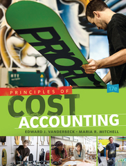 Principles of cost accounting 17th edition rent 9781305087408 principles of cost accounting17th fandeluxe Images