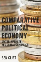 Comparative Political Economy 1st Edition 9780230555174 0230555179