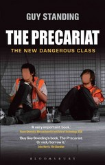The Precariat 1st Edition 9781472536167 1472536169