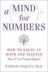 A Mind for Numbers 1st Edition 9780399165245 039916524X