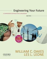 Engineering Your Future 8th Edition 9780199348015 0199348014