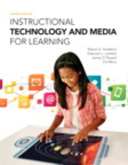 Instructional Technology and Media for Learning, Enhanced Pearson eText -- Access Card 11th Edition 9780133808391 0133808394