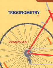 Trigonometry 4th Edition 9780321923486 0321923480