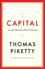 Capital In The Twenty-First Century 1st Edition 9780674430006 067443000X
