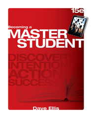 Becoming a Master Student 15th Edition 9781305081147 1305081145