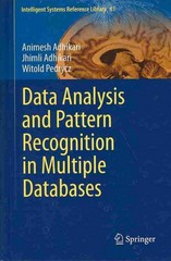 Data Analysis and Pattern Recognition in Multiple Databases 1st Edition 9783319034096 331903409X