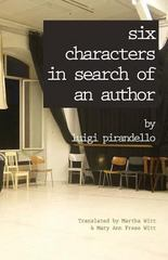 Six Characters in Search of an Author 1st Edition 9781599102771 1599102773