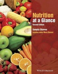 Nutrition at a Glance 2nd Edition 9781118661017 111866101X