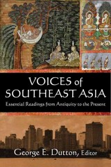 Voices of Southeast Asia 1st Edition 9780765620767 0765620766