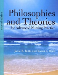 Philosophies and Theories for Advanced Nursing Practice 2nd Edition 9781284041347 1284041344