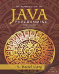 Intro to Java Programming, Brief Version 10th Edition 9780133592207 0133592200