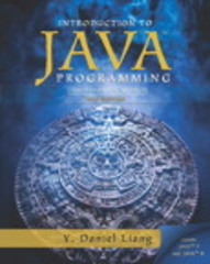Intro to Java Programming, Comprehensive Version 10th Edition 9780133761313 0133761312