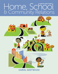 Home, School, and Community Relations 9th Edition 9781305089013 1305089014