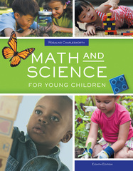 Math and Science for Young Children 8th Edition 9781305088955 1305088956