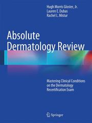 Absolute Dermatology Review 1st Edition 9783319032184 3319032186