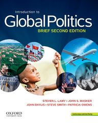 Introduction to Global Politics 2nd Edition 9780199991266 019999126X