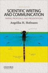 Scientific Writing and Communication 2nd Edition 9780199947560 0199947562