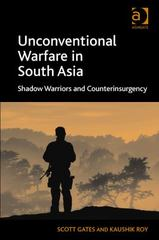 Unconventional Warfare in South Asia 1st Edition 9781317005414 1317005414