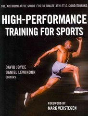 High-Performance Training for Sports 1st Edition 9781450444828 1450444822