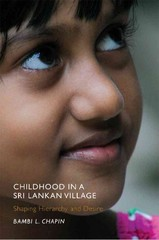 Childhood in a Sri Lankan Village 1st Edition 9780813561653 0813561655